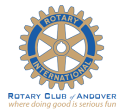 ROTARY CLUB OF ANDOVER, MA